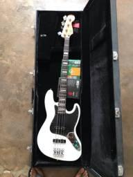 Baixo JASS Bass 4 cordas; Modelo Fender; Customizado