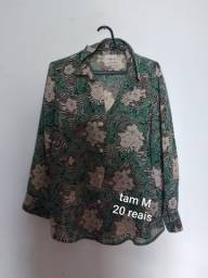 Batas e camisas