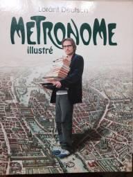 Livro Metronome - Lorant Deutsch