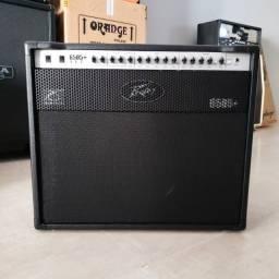 Título do anúncio: Amplificador Peavey 6505+ 1x12 Valvulado impecável Trocas