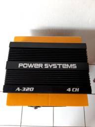 Módulo POWER SYSTEMS 4 canais