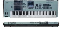 teclado motif 07