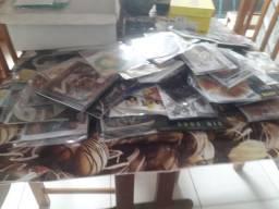 Varios cds antigos e dvds filmes