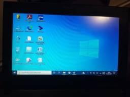 Título do anúncio: Netbook Dell - Latitude 2100 - Detalhe*
