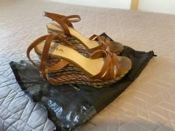 Tamanquinho sandalia