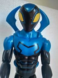 Boneco Besouro Azul Liga Da Justiça Action 30 Cm Mattel