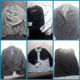 Lote roupas desapego