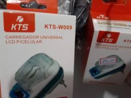 Entrega free Carregador universal bateria