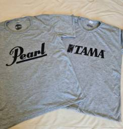 Título do anúncio: Camisetas Bateria
