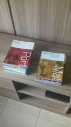 Coleçao livros poliedro
