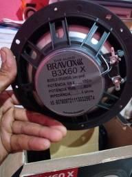 Alto-falantes de 6 polegadas Bravox