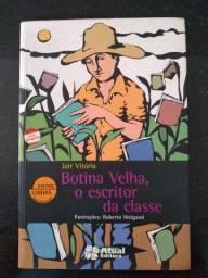 Livro Botina Velha