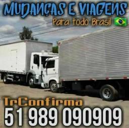 Mudanças Viagens para todo Brasil