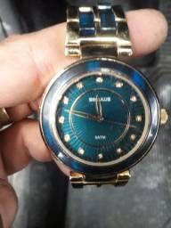 Relógio seculos feminino muito barato msm