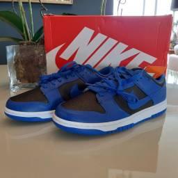 Tênis Nike Dunk Low Hyper Cobalt