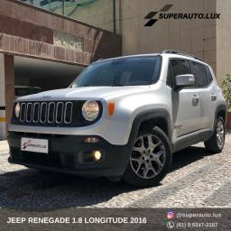 Título do anúncio: Jeep Renegade 1.8 Longitude 2016