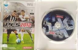 PES Original 2012 Pro Evolution Soccer para Nintendo Wii