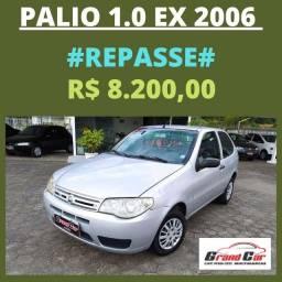 Palio EX 1.0 2006 2p/ Repasse 4 abaixo da fipe