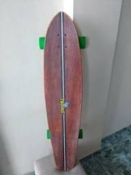 Skate Longboard Two Dogs Super Carve D2 Downhill Freeride