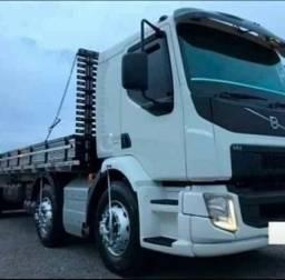2012 Volvo Bitruck VM 330 VM 330