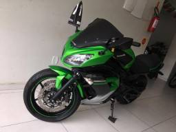 Ninja 650R 2017 Verde