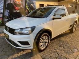 Título do anúncio: VW Saveiro 1.6 Completa (2019) C/ 50.886 Quilômetros rodados, Pronta para Rodar !