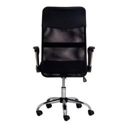 Título do anúncio: cadeira escritório presidente preta