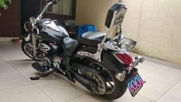 Yamaha XVS Midnight 950 2012 - só 8.500Km