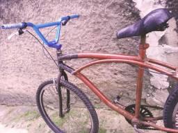 Vendo essa bike.toda boa,sò pegar e andar