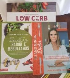 Livros de Receitas Low Carb