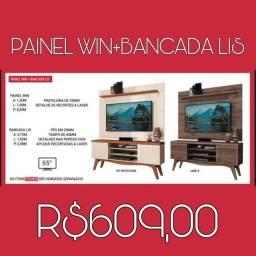 Painel Win Bancada Lis