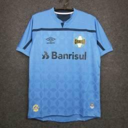 Camisa Grêmio Celeste 20/21