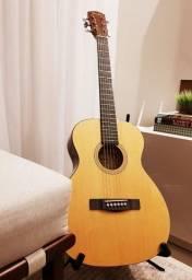 Violão Acústico Fender Travel Ct - 60s
