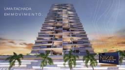 Título do anúncio: Apartamento com 2 dormitórios à venda, 113 m² por R$ 864.373 - Setor Marista - Goiânia/GO
