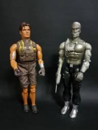 Max Steel e Psychoo Android Mattel