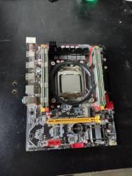 Kit X79, Xeon E5 1650 E 16 Gb Ram Ddr3 Ecc.
