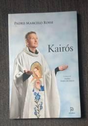 livro Kairós - Padre Marcelo Rossi