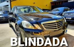 Título do anúncio: Mercedes-Benz E500 blindado 2010