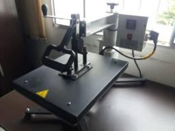 Máquina De Estampar, Sublimação, Prensa Térmica Metalnox A3 - Seminova
