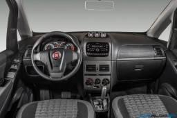 Carro Fiat ideia adventure