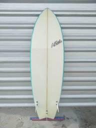 Prancha de surf fish, 6'6, Marcelo Freitas