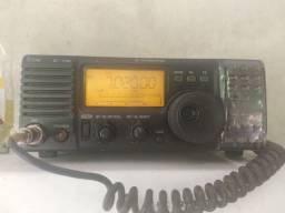 Vende se dois rádio icom um ic-718 e o ou ic-78
