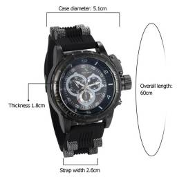 Relógio speed masculino