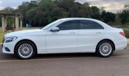Mercedes benz C-180 Exclusive 2017 (muito nova)