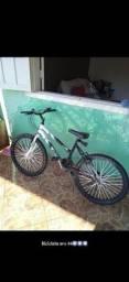 Bicicleta aro 24 NOVA SEM USO