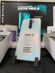 Redmi Note 8 PRO 64GB - Fim de Mês na MiMaringá!