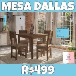 Mesa Dallas mesa Dallas mesa Dallas mesa Dallas real móveis promoção entrego