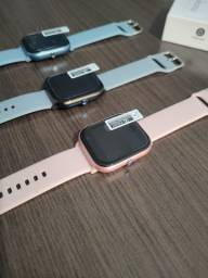 12x s/juros Smartwatch P8
