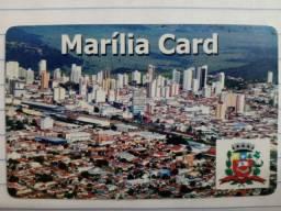 Marília Card - R$ 330,00 de Saldo
