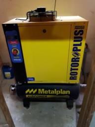 Compressor Parafuso Metalplan RP6